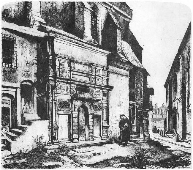 Krakow Morgue