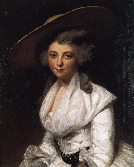 Lady Anne Bingham 1786