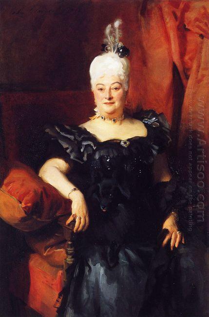 Lady Fauden Phillips Helen Levy 1898