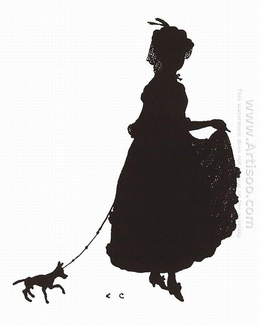 Lady With The Dog 1