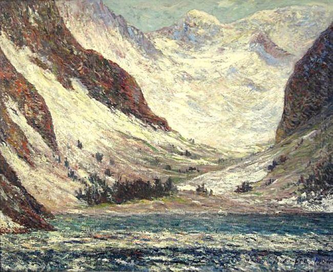 Lake Lovitel 1904