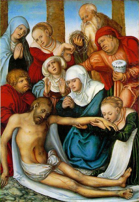 Lamentation 1538