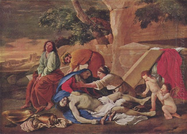 Lamentation Over The Body Of Christ 1629