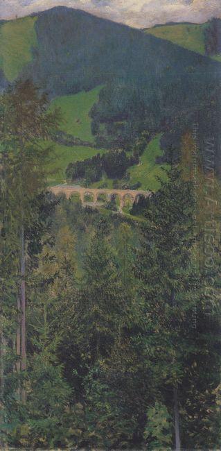Landscape In Semmering