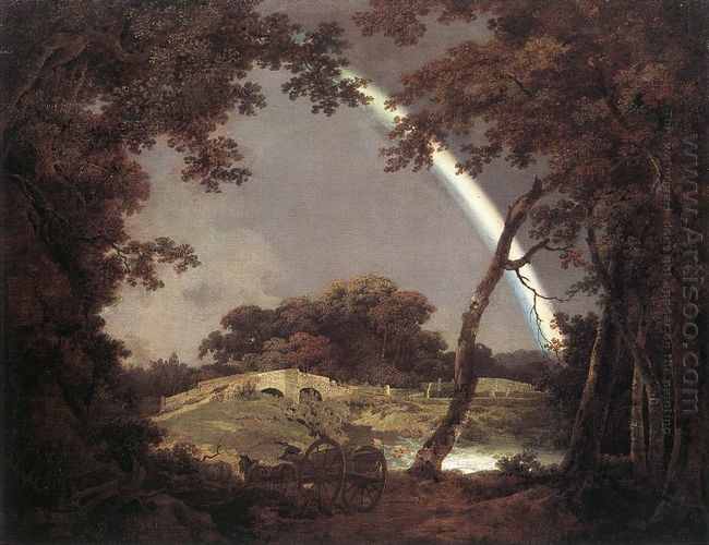 Landscape With A Rainbow 1794