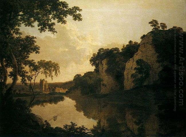 Landscape With Dale Abbey