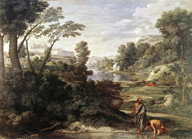 Landscape With Diogenes