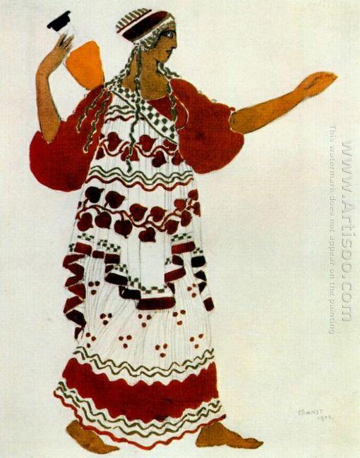 L Apres Midi D Un Faune A Nymph 1912