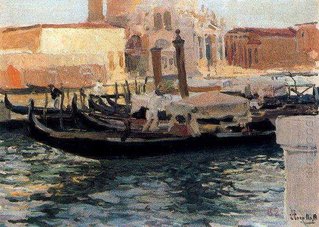 La Salute Venice 1910