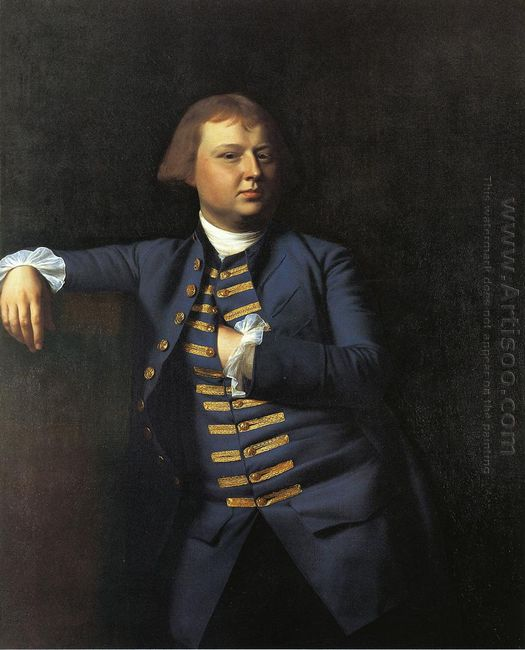 Lemuel Cox 1770