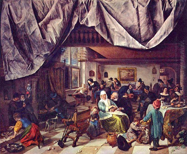 Life Of Man 1665