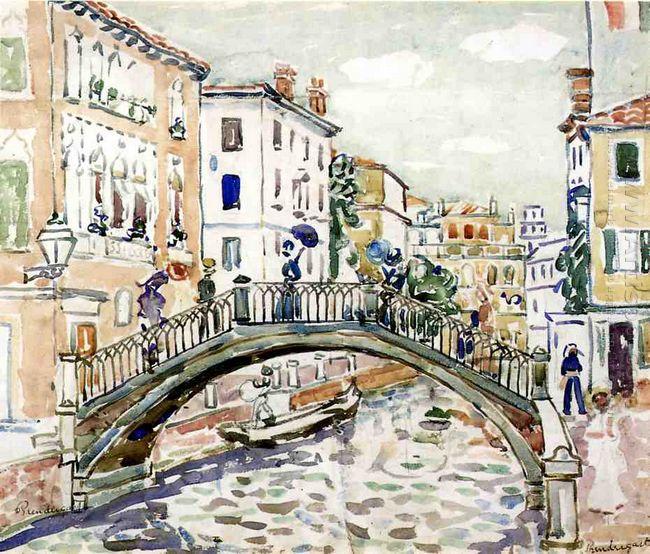 Little Bridge Venice