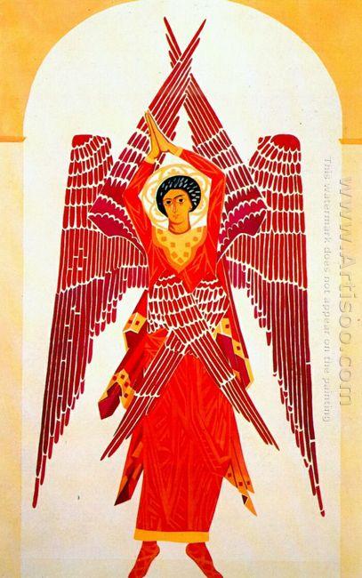 Liturgy Six Winged Seraph