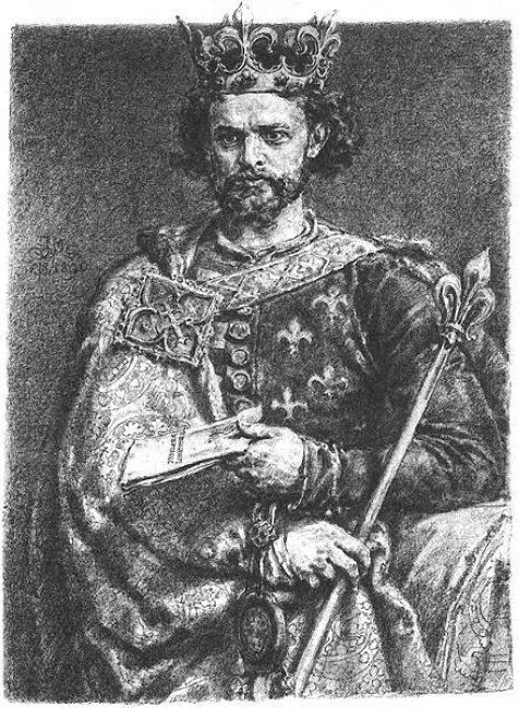 Louis The Hungarian