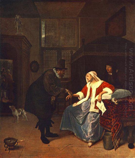 Love Sickness 1660
