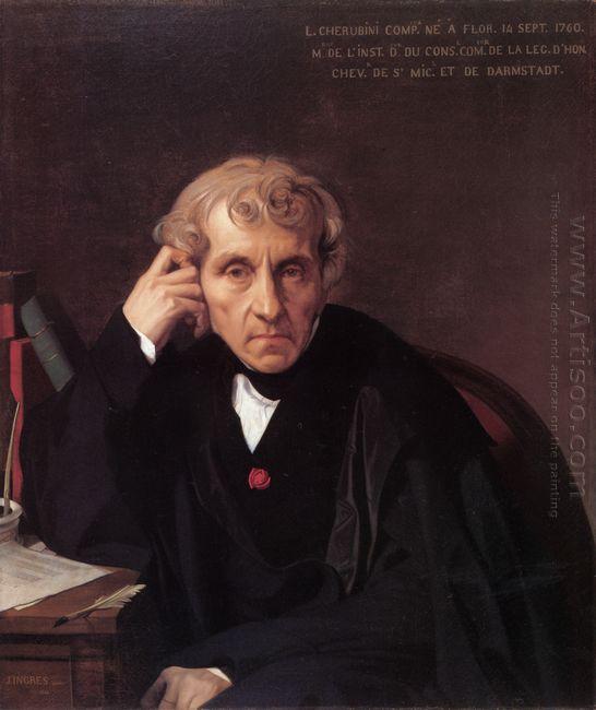 Luigi Cherubini 1841