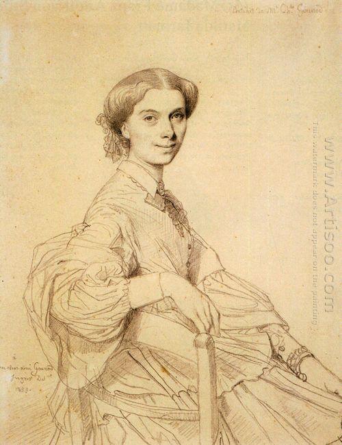 Madame Charles Gounod Born Anna Zimmermann