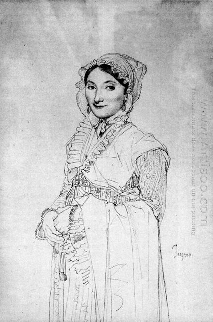 Madame Charles Hayard Born Jeanne Susanne