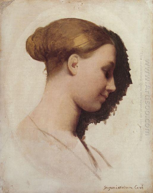 Madame Clément Boulanger Née Marie élizabeth Blavot Later Madame