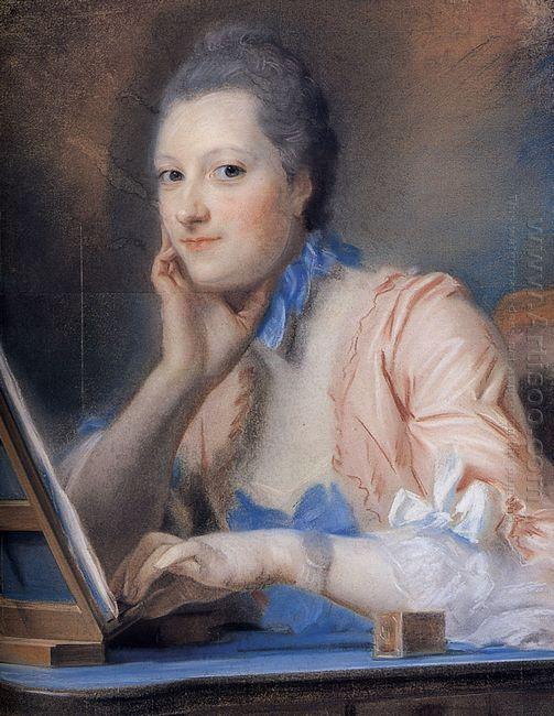 Madame De La Poupliniere