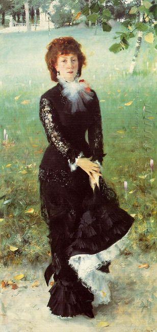 Madame Edouard Pailleron 1879