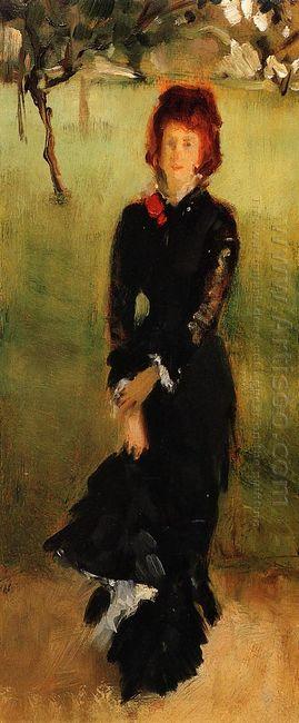 Madame Edouard Pailleron Study 1879