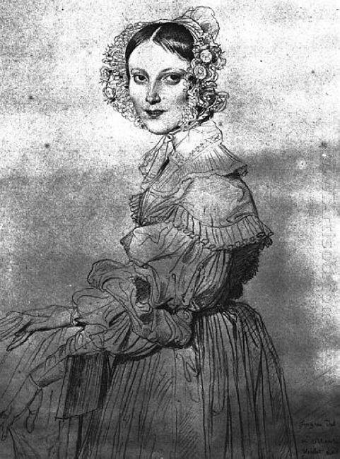 Madame Eugène Viollet Le Duc