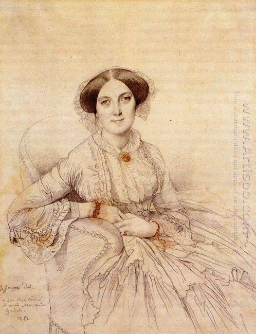 Madame Felix Gallois Born Nathalie Rose Joachime Bochet