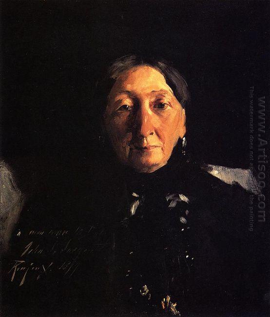 Madame Francois Buloz 1879