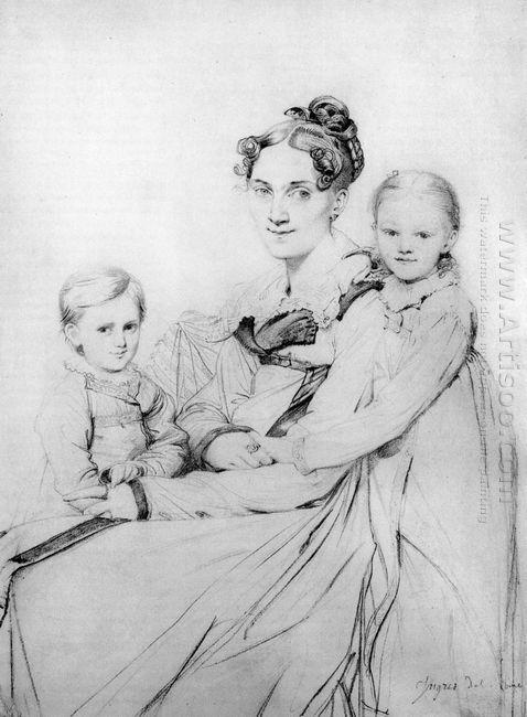Madame Johann Gotthard Reinhold Born Sophie Amalie Dorothea Wilh
