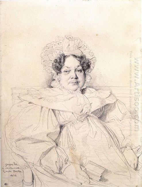 Madame Louis Francois Bertin