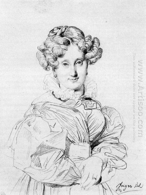 Madame Louis François Godinot Born Victoire Pauline Thiolliere D