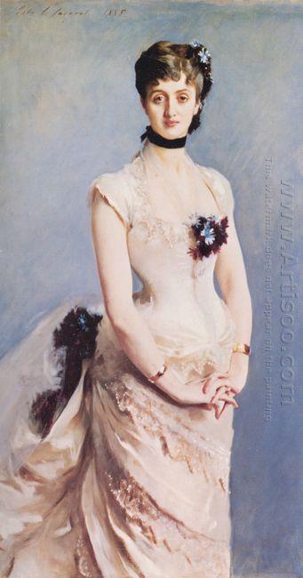Madame Paul Poirson 1885