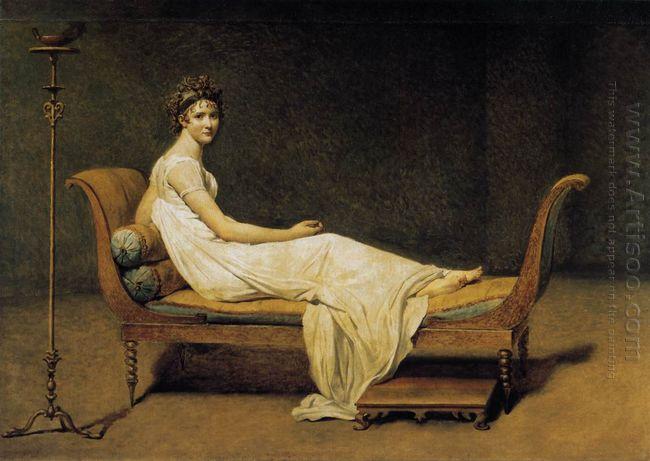 Madame Recamier 1800