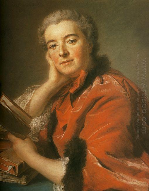Madame Rouille De L Estangleterre