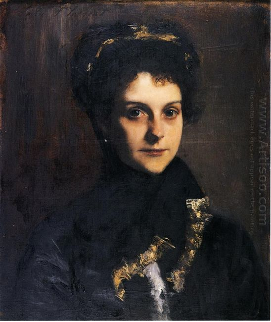 Mademoiselle Boussenet Duclos 1882