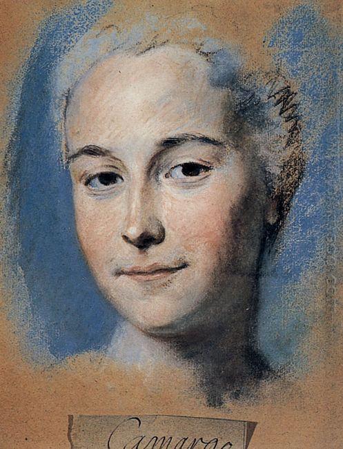 Mademoiselle Camargo