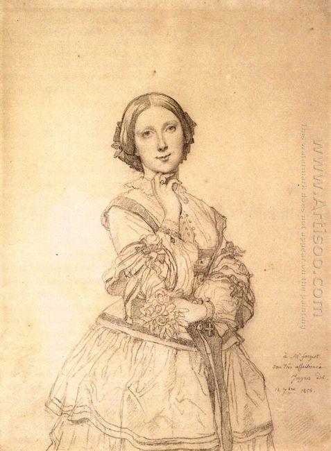 Mademoiselle Cecile Panckoucke