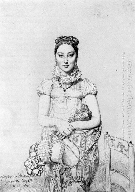 Mademoiselle Jeanne Hayard