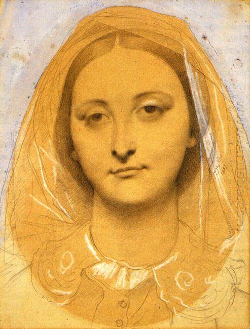 Mademoiselle Mary De Borderieux
