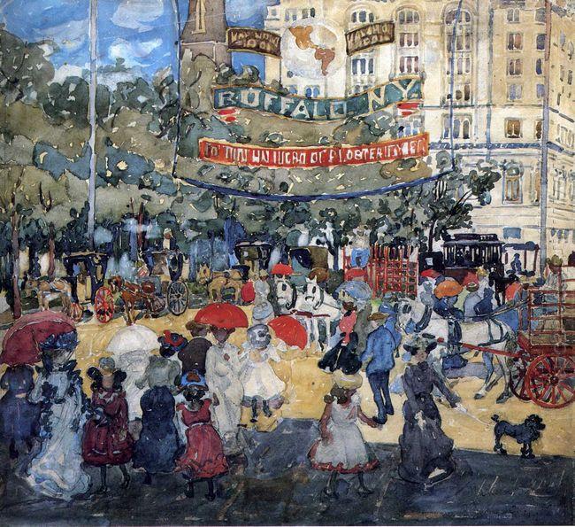 Madison Square 1901