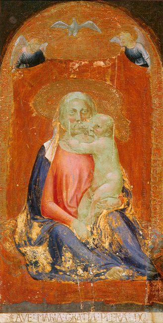 Madonna Of Humility 1420
