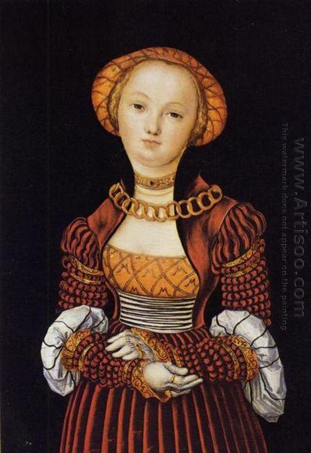 Magdalene Von Sachsen