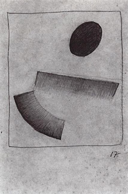 Magnetic Suprematism 1917