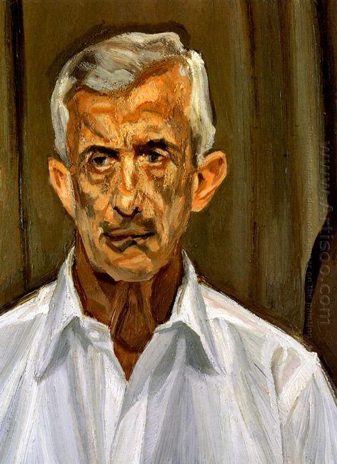 Man In A White Shirt 2003