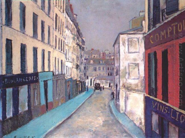 Marcadet Street