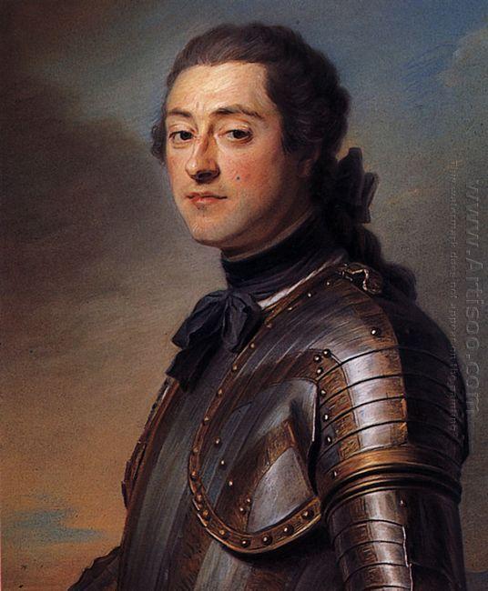 Marc Rene Marquis De Voyer D Argenson