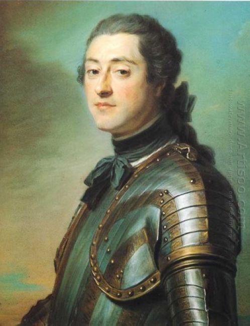 Marc Ren Marquis De Voyer D Argenson Lieutenant General Of The K
