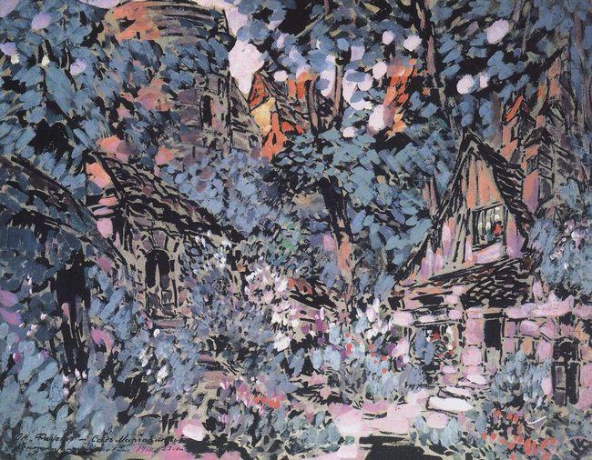 Margaret S Garden 1910