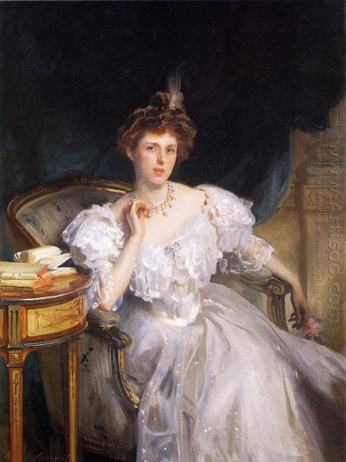 Margherita Goldsmid Later Mrs Raphael 1906